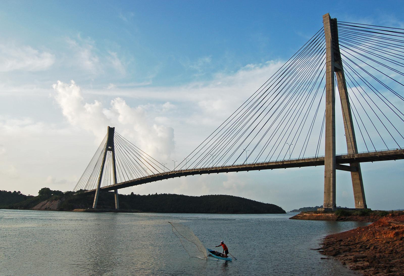Kepulauan Riau Wikipedia Bahasa Indonesia Ensiklopedia Bebas Jembatan Tengku Fisabilillah