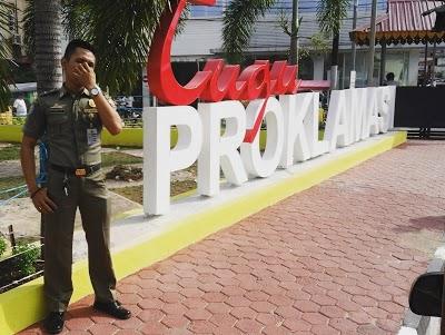 Proclamation Monument Riau Kepulauan Tugu Proklamasi Kota Tanjungpinang