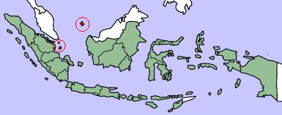 Tanjungpinang Provinsi Kepulauan Riau Skyscrapercity Lokasi Kota Wilayah Sumatera Tugu