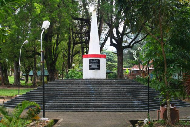 Tunggu Pergerakan Kemerdekaan Wisata Sejarah Indonesia Tugu Peregerakan Proklamasi Riau