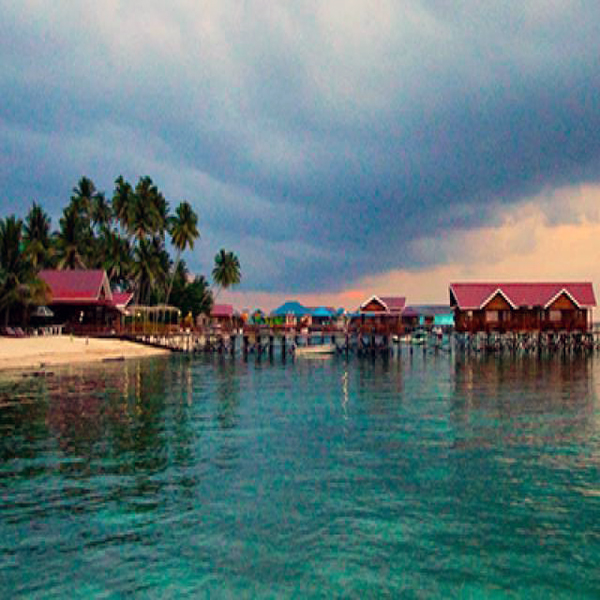 10 Tempat Wisata Tarakan Indah Populer Lihat Id Pantai Amal