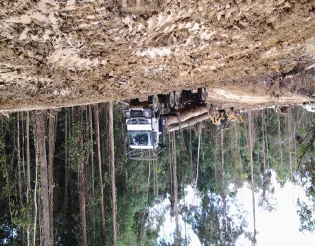 Laporan Pelaksanaan Kegiatan Praktik Kerja Lapang Pt Ratah Timber 48