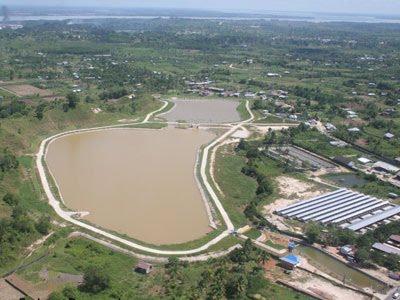 Sanitasi Kota Tarakan Kuantitas Kualitas Air Embung Persemaian Pt Perhutani