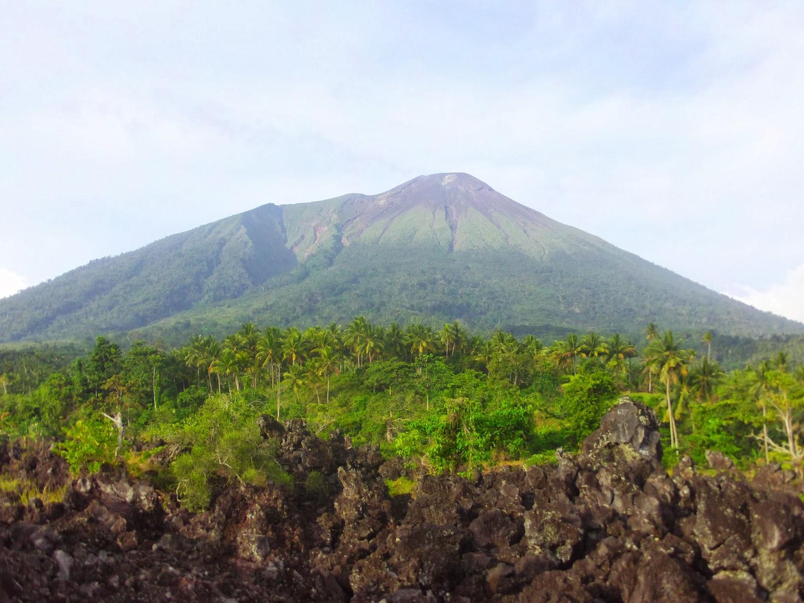 Lampung Traveller Ayo Baronda Kota Seribu Benteng Ternate Puas Berfoto