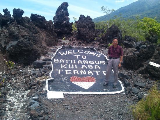 Lokasi Wisata Picture Batu Angus Ternate Tripadvisor Kota