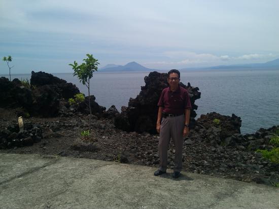Lokasi Wisata Picture Batu Angus Ternate Tripadvisor View Laut Kota