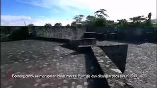 Benteng Kalamata Kota Ternate Maluku Utara
