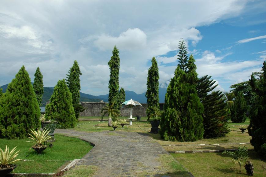 Benteng Kalamata Kota Ternate