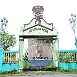 Benteng Kastela Simbol Pejuangan Rakyat Ternate 1 Okezone News Https