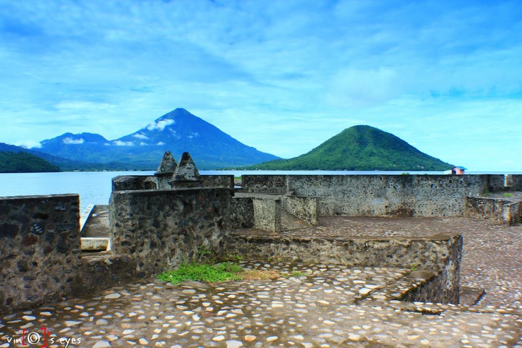 Eyes Imagination Ternate Island North Maluku Terakhir Benteng Disebut Nama
