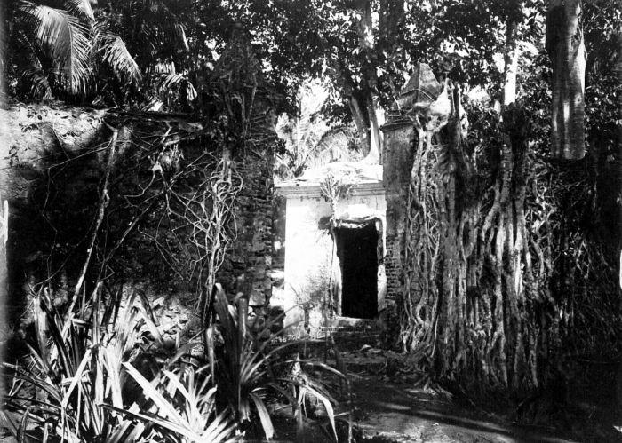 Fort Kalamata Wikipedia Benteng Kota Ternate
