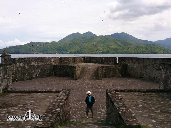 Ternate Keliling Gunung Kawanjelajah 2 Ternate07 Jpg 768 Benteng Kalamata