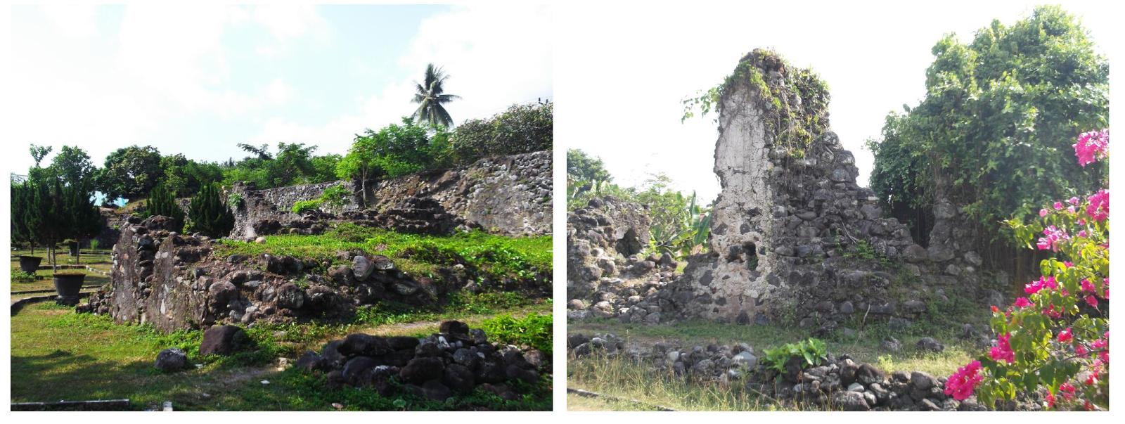 Wisata Indonesia Benteng Kastela Sejarah Kota Ternate Kalamata