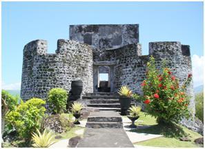 Benteng Danau Kota Ternate Serdadu Cemara Universitas Khairun Kastela