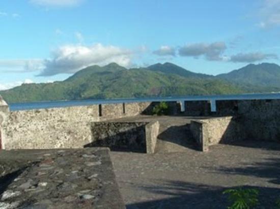Benteng Kalamata Ternate Indonesia Review Tripadvisor Kastela Kota