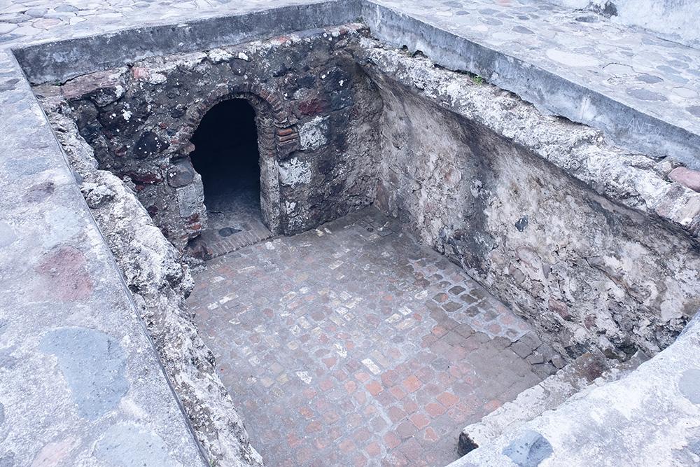 Benteng Kalamata Tolukko Sebuah Kealpaan Kastela Kota Ternate