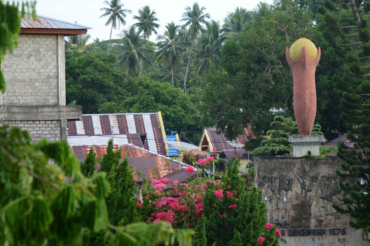 Benteng Kastela Bukti Sejarah Kota Ternate Lentera Inspiratif