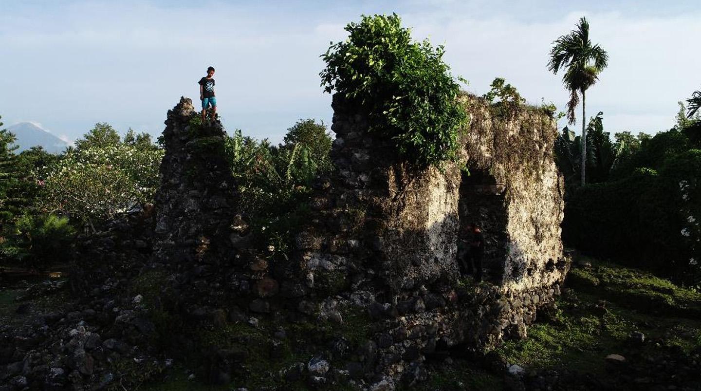 Benteng Kastela Direktorat Pelestarian Cagar Budaya Permuseuman Ternate Tidore Kota
