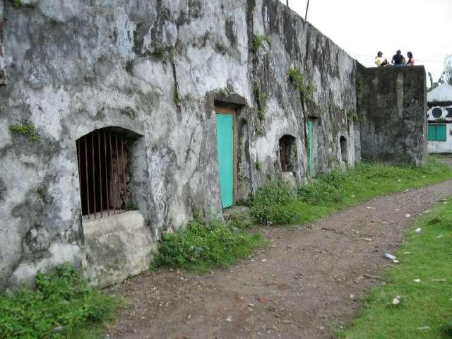 Benteng Kastela Mengenal Ternate 6 Kota