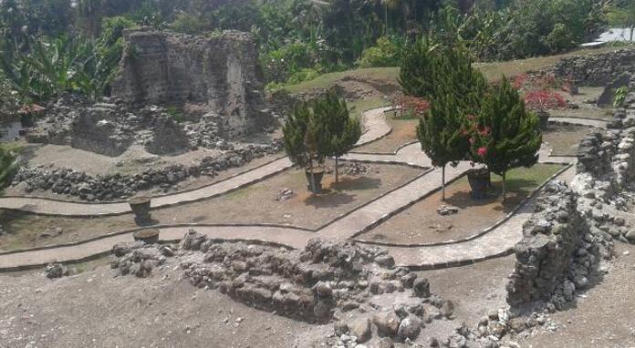 Benteng Kastela Saksi Bisu Tewasnya Sultan Khairun Kota Ternate