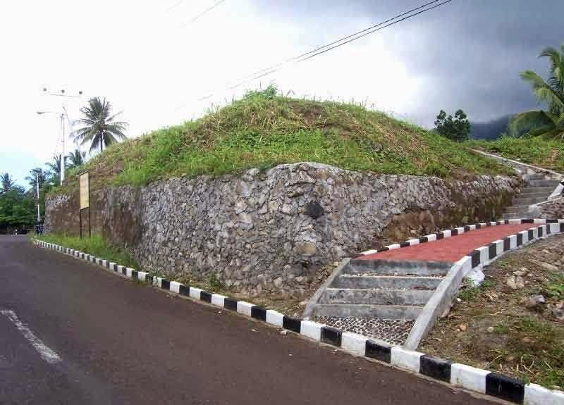Benteng Kota Janji Wisata Ternate Kastela