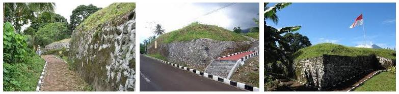 Indonesia Tourism 14 Places Visit Ternate North Kota Janji Fort