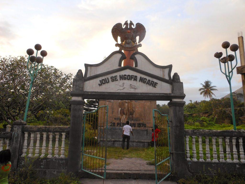Sejarah Benteng Kastela Backpacker Jakarta Ek46 Magazine Blogspot Kota Ternate