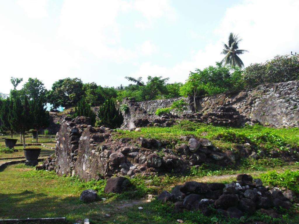 Sejarah Benteng Kastela Backpacker Jakarta Kekunaan Blogspot Kota Ternate