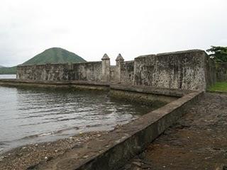Ternate Makugawane Kota Benteng Perjalanan Kalamata Kastela