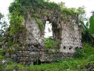 Ujung Aspal Benteng Kota Ternate Lokasinya Bisa Ditemui Tepat Pintu