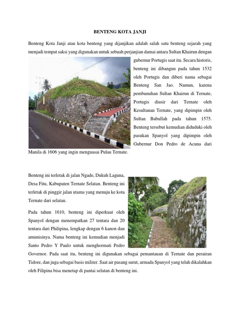 1520248062 1 Benteng Kota Janji Ternate