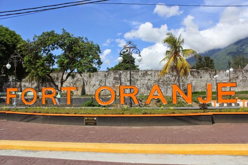 5 Benteng Wajib Dikunjungi Kota Onweekend Oranje Janji Ternate