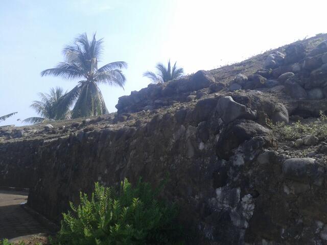 Arfive Gandhi Ekspedisi Ternate Benteng Kastela Kota Janji Posted Jalan