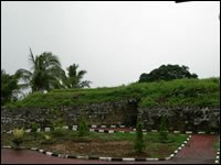 Benteng Kota Janji Mengenal Ternate Oleh Penduduk Setempat Disebut Dibangun