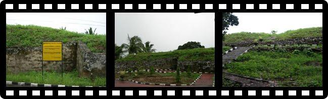 Benteng Kota Janji Sds Center 1522 Disebut Menjadi Perjanjian Perdamaian