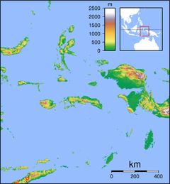 Benteng Kota Janji Wikipedia Bahasa Indonesia Ensiklopedia Bebas Located Maluku