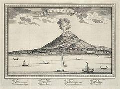 Benteng Kota Janji Wikipedia Bahasa Indonesia Ensiklopedia Bebas Pulau Ternate