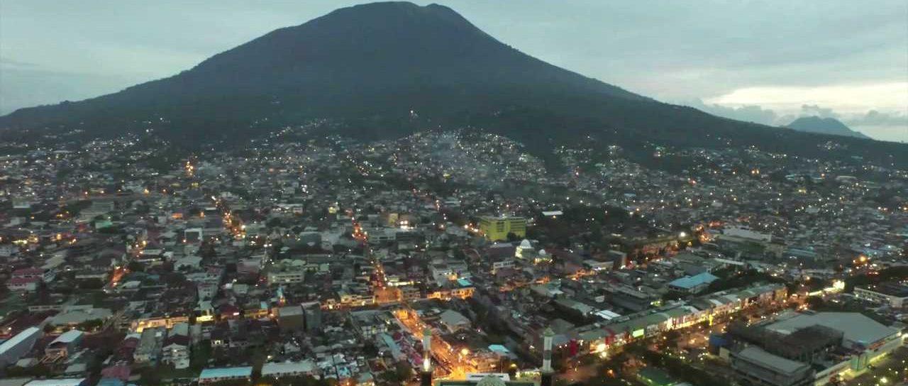 Benteng Kota Janji Wisata Ternate