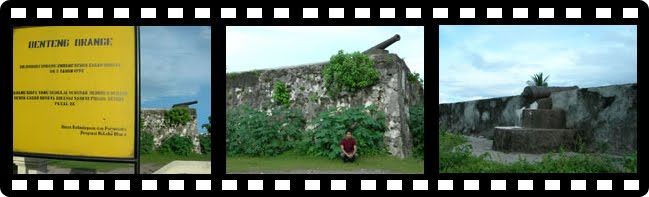 Benteng Orange Sds Center 1610 Tolokko Derestorasi Oleh Gubernur Jederal