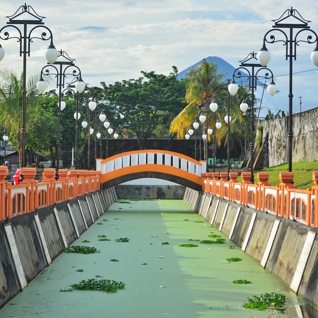 Benteng Oranje Peninggalan Belanda Jadi Wisata Kota Janji Ternate