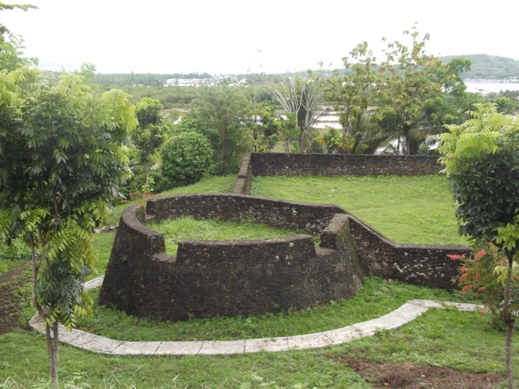 Benteng Oranye Kekunaan Kedatangan Bangsa Belanda Gorontalo Sekitar Awal Abad