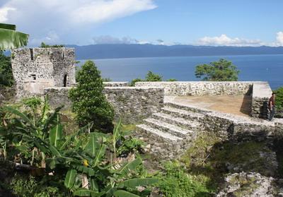 Benteng Portugis Indonesia Jejak Cerita Wisata Tohula Kota Janji Ternate
