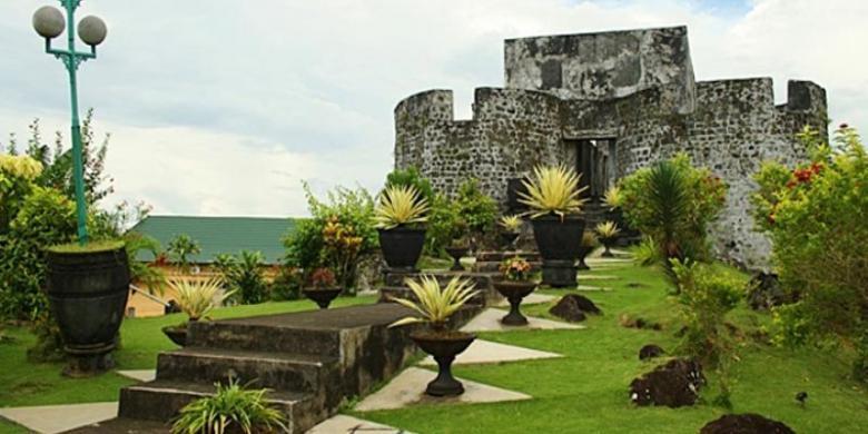 Benteng Ternate Dibangun Demi Cengkeh Tolukko Maluku Utara Guntur Budiawan