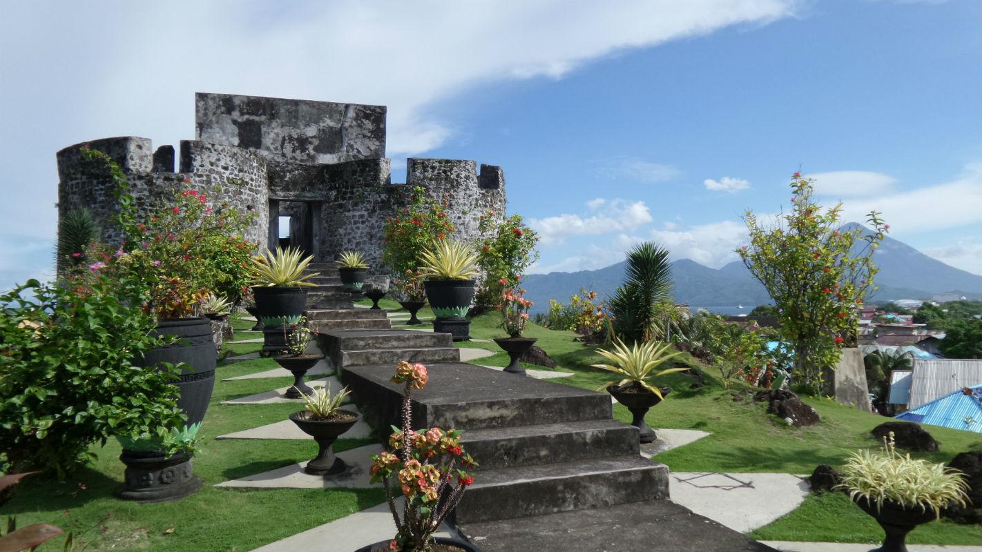 Benteng Tolukko Bolehtanya Kota Janji Ternate
