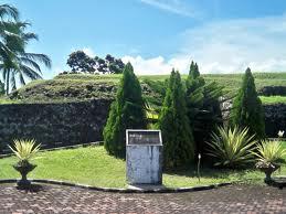 Blog Santo Pedro Paulo Baabullah Ternate Masyarakat Sekitar Menyebutnya Nama