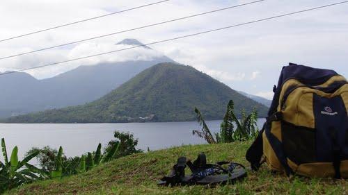 Guide Gambesi North Maluku Indonesia Tripmondo Pictures Benteng Kota Janji