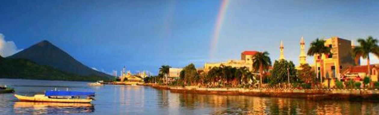 Kota Ternate Mengenal Benteng Janji