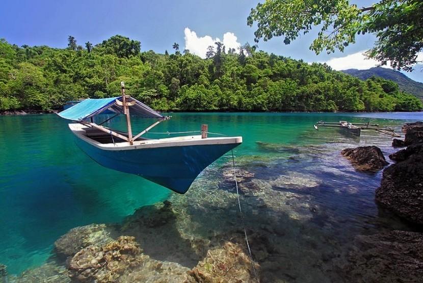 Punya Pantai Indah Ternate Siap Jadi Destinasi Wisata Dunia Sulamadaha