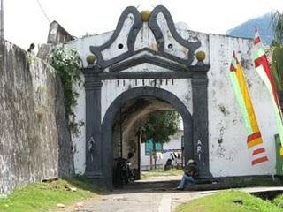 Ternate Makugawane Kota Benteng Perjalanan Oranje Janji