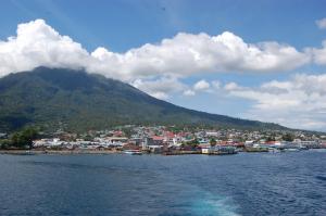 Ternate Sedari Benteng Sampai 82 Menu Unggulan Kota Gunung Gamalama